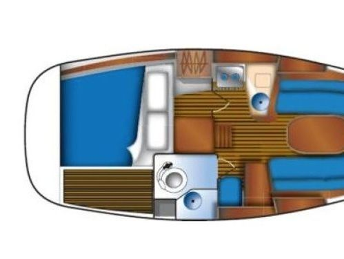 Sailboat Jeanneau Sun Odyssey 29.2 (2001)