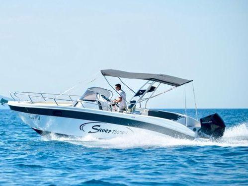 Speedboat Saver 750 WA (2019)