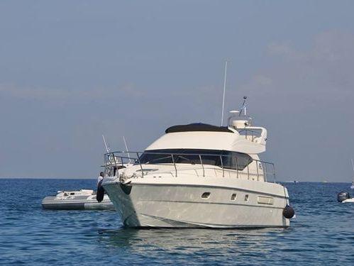 Motor boat Azimut 44 (2012)