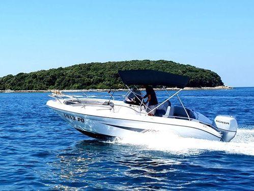 Speedboat Ranieri  (2019)