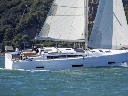 Segelboot Dufour 430 (2020)