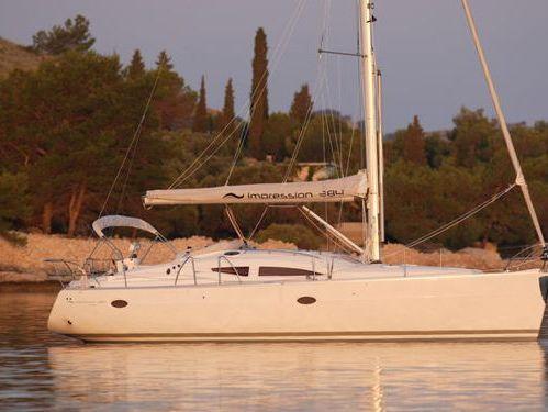 Segelboot Elan Impression 384 (2008)