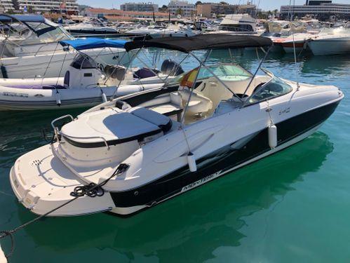 Motor boat Monterey 263 (2017)