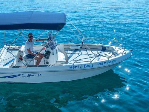 Sportboot Saver 550 Open (2005)