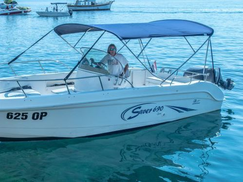 Sportboot Saver 690 Open (2006)