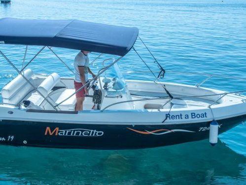 Sportboot Marinello 19 Open (2008)