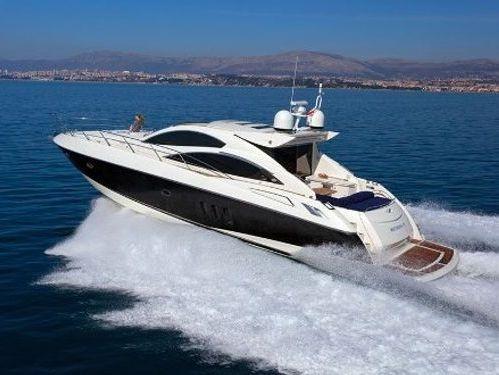 Motor boat Sunseeker Predator 62 (2007)