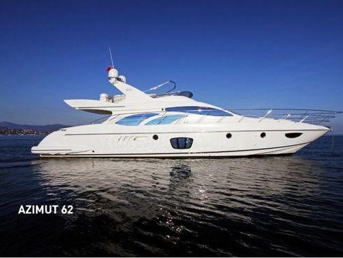 Motor boat Azimut 62 (2009)