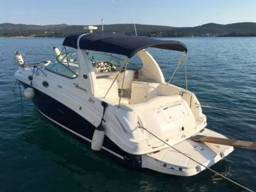 Motor boat Sea Ray 315 Sundance (2004)