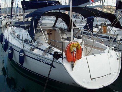 Sailboat Bavaria Cruiser 34 (2010)