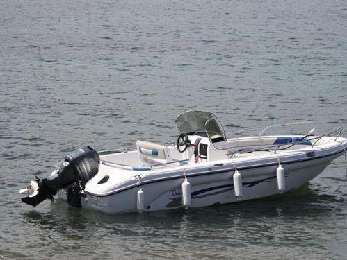 Speedboot Ranieri 19 S (2017)