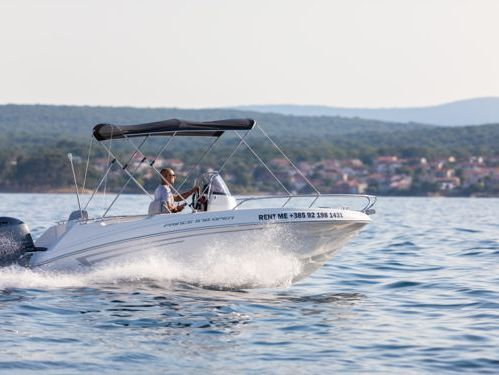 Motorboot Prince 570 Open (2019)
