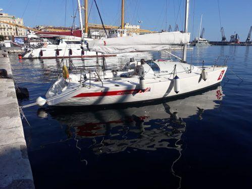 Sailboat Beneteau Oceanis 35 (1997)