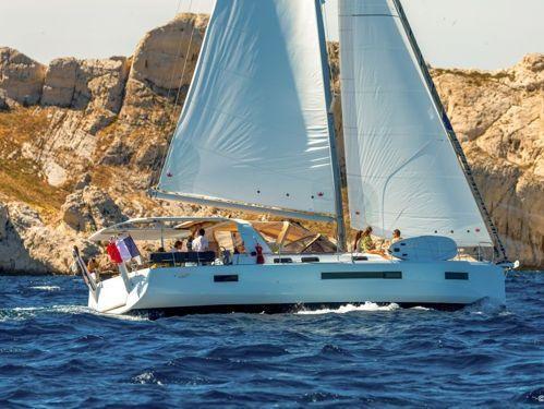 Segelboot Sun Loft 47 (2020)