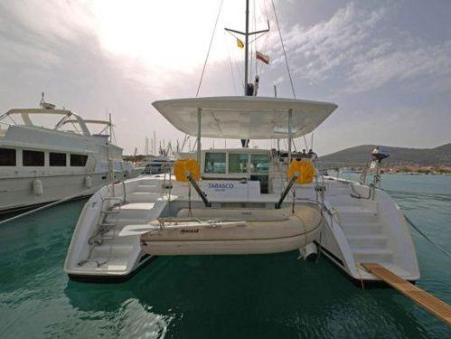 Catamaran Lagoon 420 (2008)