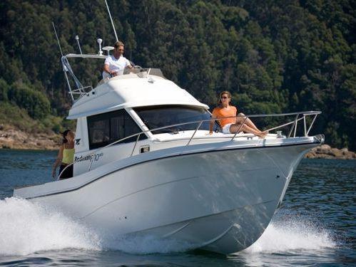 Motorboot Rodman 870 (2005)