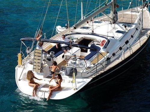 Sailboat Ocean Star 56.1 (2004)