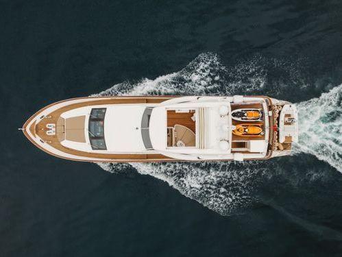 Motorboat Falcon 90 (2008)