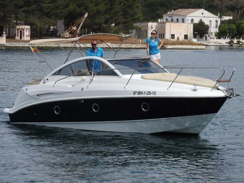 Motorboot Beneteau Monte Carlo 27 (2008)