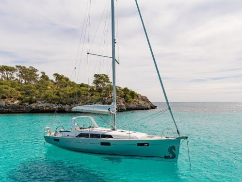 Sailboat Beneteau Oceanis 41.1 (2020)