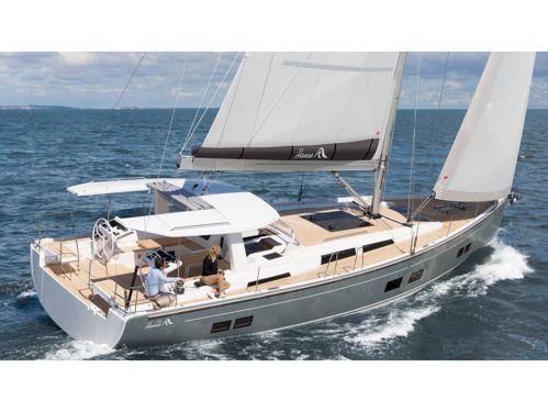 Sailboat Hanse 588 (2020)