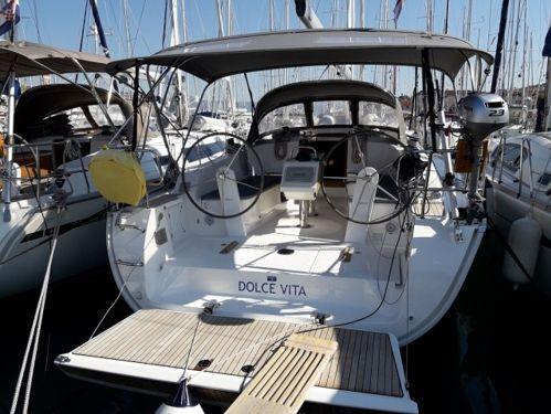 Sailboat Bavaria Cruiser 41 (2017)