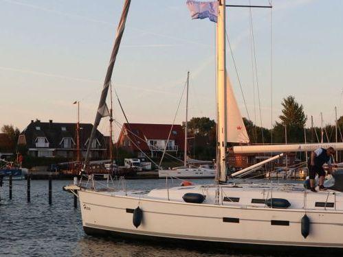 Segelboot Bavaria Cruiser 50 (2012)