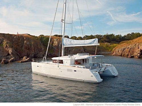 Catamaran Lagoon 450 Luxury (2018)