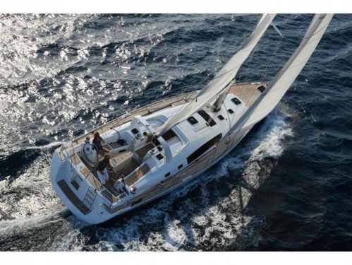 Segelboot Beneteau Oceanis 50 Family (2012)