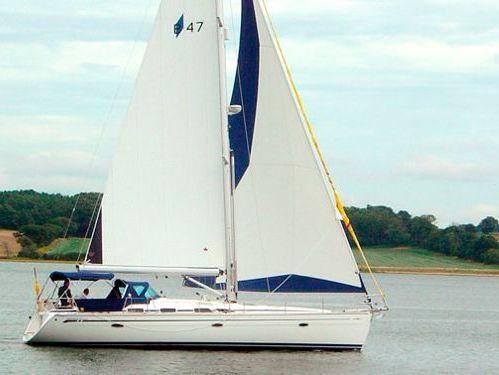 Sailboat Bavaria Cruiser 46 (2009)