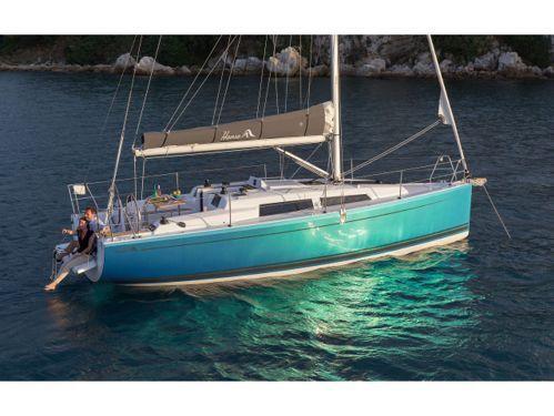 Segelboot Hanse 315 (2015)