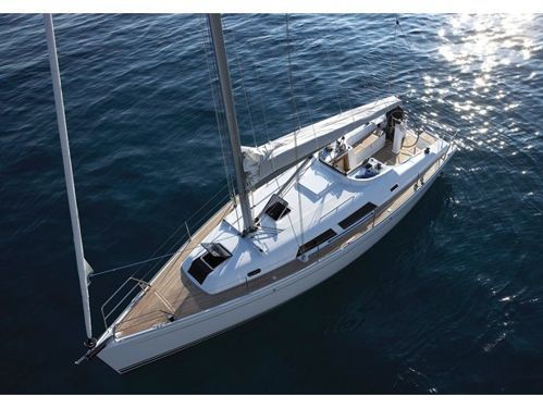 Segelboot Hanse 375 (2011)