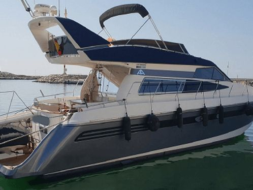 Motorboat Astondoa 58 GLX (1998)