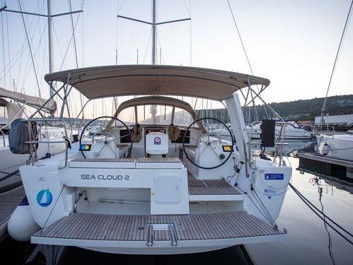 Sailboat Dufour 412 Grand Large (2019)