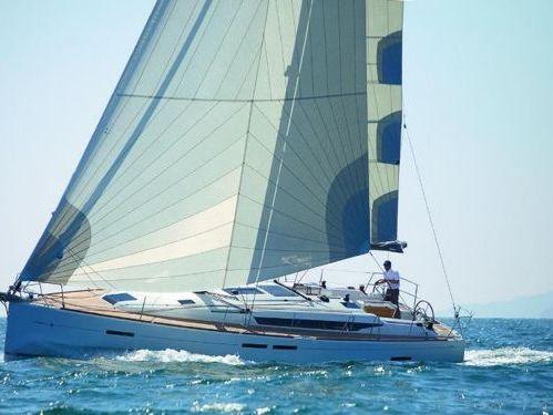 Zeilboot Jeanneau Sun Odyssey 449 (2018)
