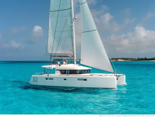 Catamaran Lagoon 52F (2019)