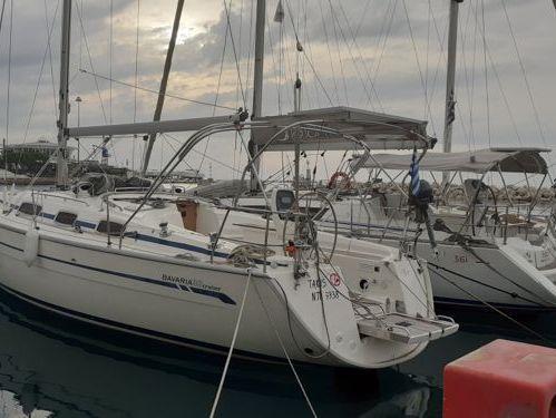 Sailboat Bavaria Cruiser 38 (2008)