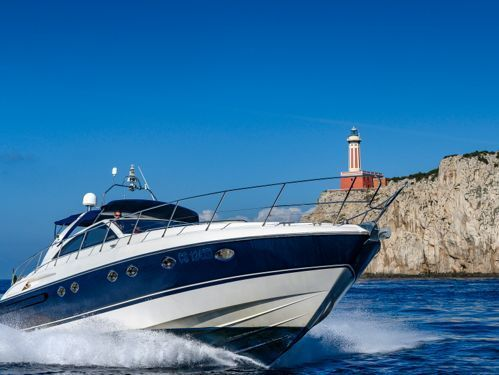 Motorboot Princess V55 (2001)