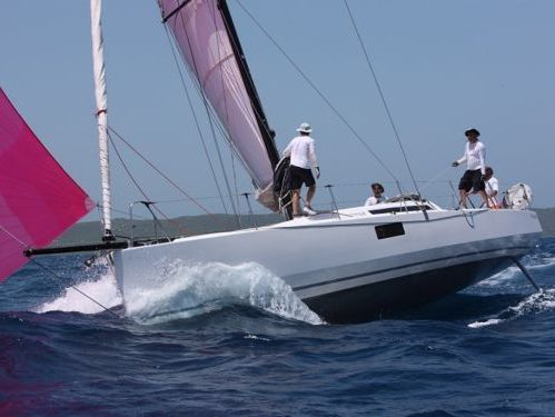 Sailboat Pogo 12.50 (2015)