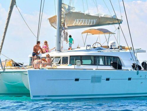 Catamaran Lagoon 500 (2008)