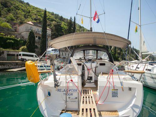 Segelboot Elan Impression 384 (2006)