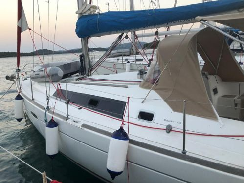 Segelboot Beneteau Oceanis 37 (2008)