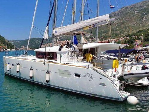 Catamarán Lagoon 400 S2 (2016)