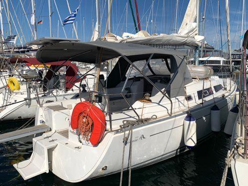 Segelboot Hanse 350 (2009)