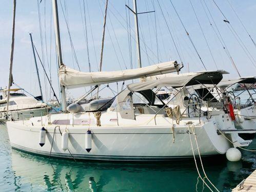 Sailboat Hanse 400 (2008)