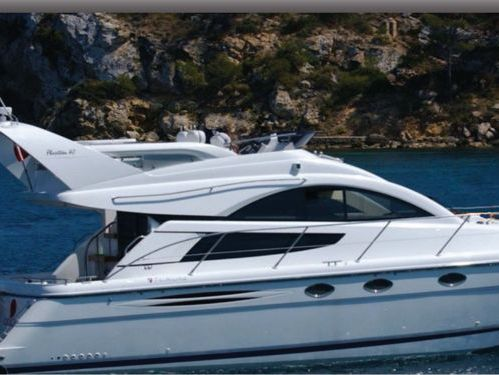 Motor boat Fairline Phantom 43 (2006)