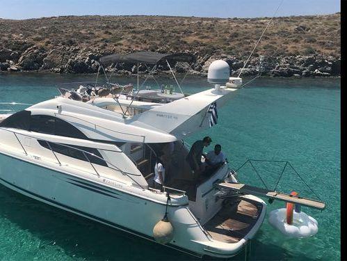 Motor boat Fairline Phantom 40 (2006)