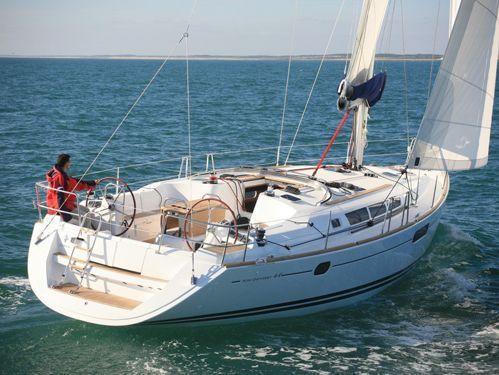 Segelboot Jeanneau Sun Odyssey 44 i (2010)