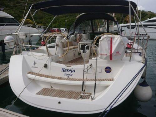 Segelboot Jeanneau Sun Odyssey 42 i (2007)