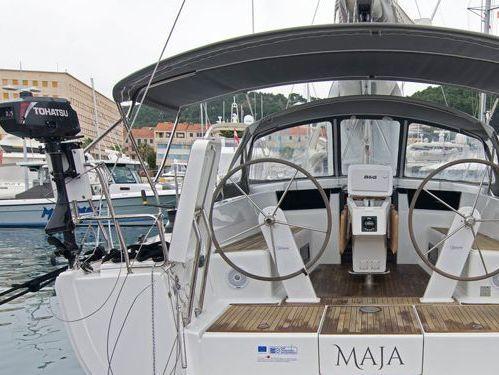 Segelboot Hanse 418 (2018)